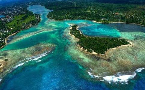 瓦努阿图自然环境