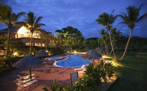 瓦努阿图夜景