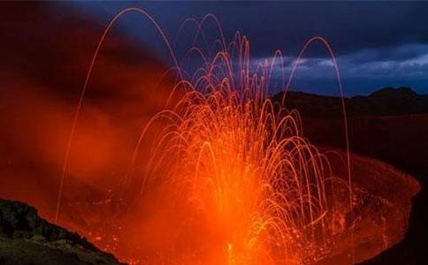 瓦努阿图火山