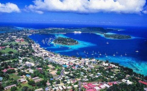 瓦努阿图海岛