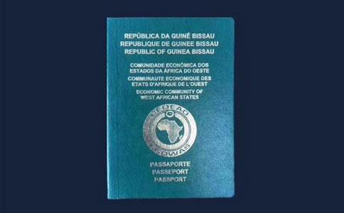 几内亚比绍绿卡