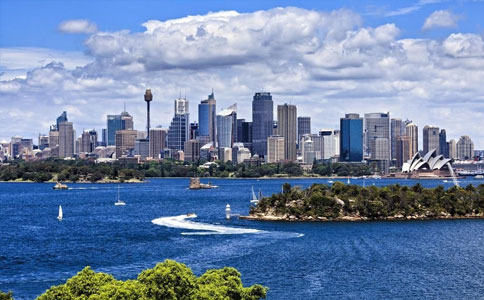 澳大利亚居住环境