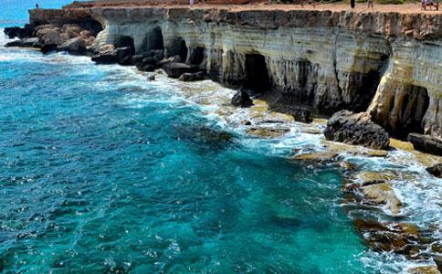 希腊海岸资源