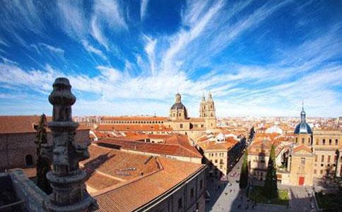 西班牙建筑群