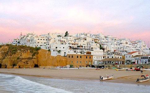 葡萄牙沙滩