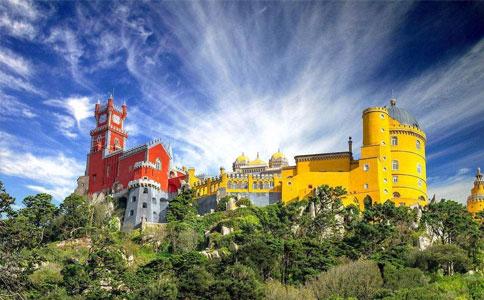 葡萄牙古建筑