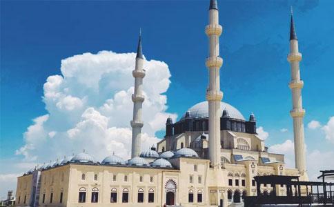 土耳其建筑