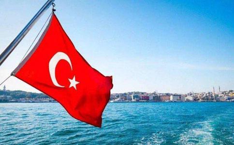 土耳其海上景色