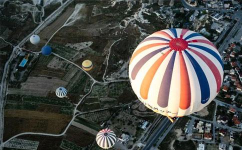 土耳其俯瞰全景
