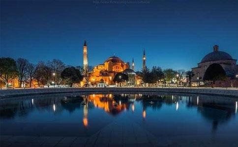 土耳其夜景