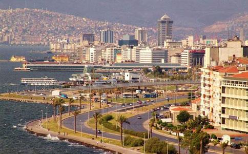 土耳其都市一角