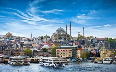 土耳其港口城市