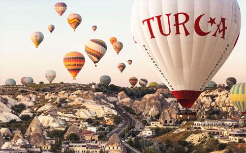 土耳其烂漫风情