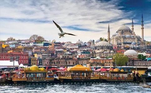 土耳其港口